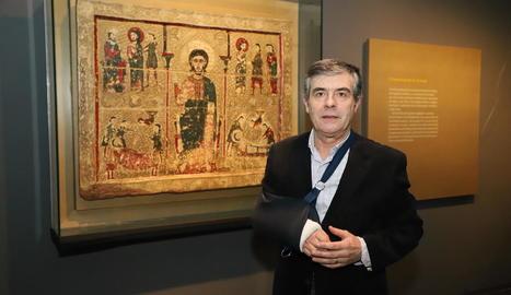 La sentència que obliga a entregar l'art a Aragó no es pot executar