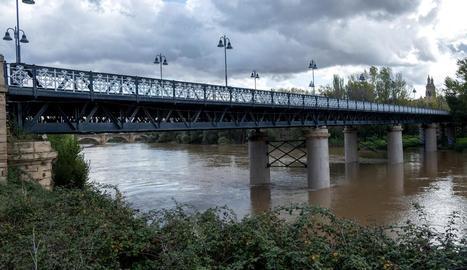 El Govern d'Aragó va activar el nivell 1 d'emergència del Pla Especial de Protecció Civil.