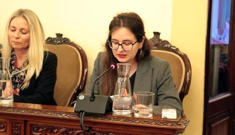 """El govern de la Diputació de Lleida reclama l'alliberament dels """"presos polítics"""" i rebutja la inhabilitació de Torra"""