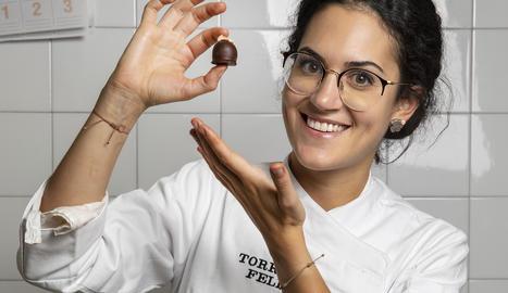Zoe Valero: «Mai hem renunciat a les tècniques i elaboracions artesanals»