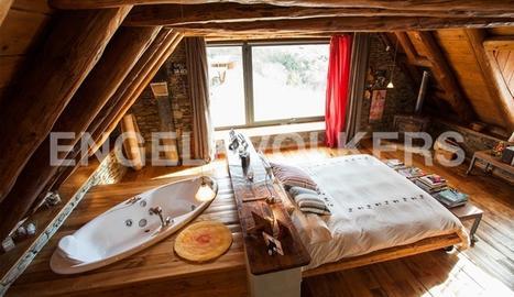 VÍDEO | Aquesta és la mansió que Pau Donés es ven a la Val d'Aran per 2,3 milions