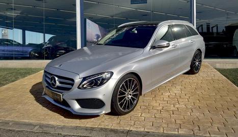 Mercedes C Estate 220 d