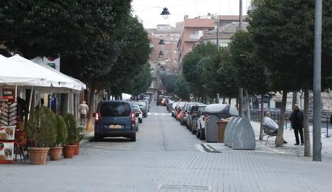 L'agressió es va produir en un domicili del carrer Maragall.