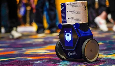 RollBot, un robot que et porta el paper higiènic