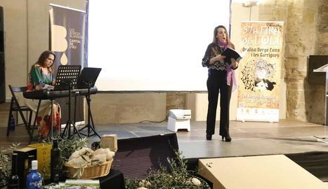 La presentació del certamen va tenir lloc a la sala de la Canonja de la Seu Vella.