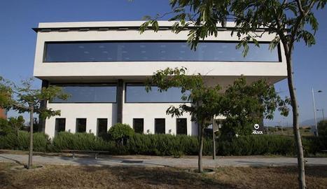 Sofware DelSol, amb seu a Geolit, el Parc Científic i Tecnològic, a Mengíbar (Jaén)