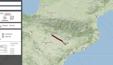 El Google Maps de Roma
