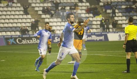 El Lleida encadena la seua segona victòria a casa