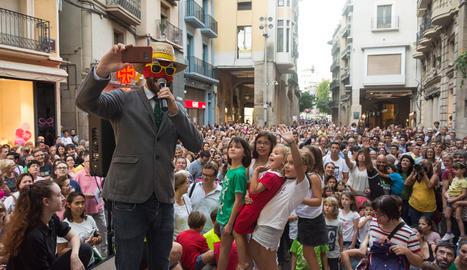 Postureig de Lleida recapta 54.000 € per a finalitats solidàries
