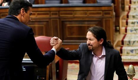 Govern de coalició que més els val que duri
