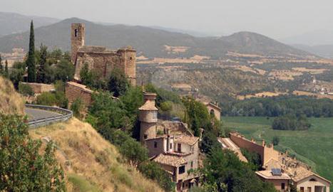 Vista de Foradada