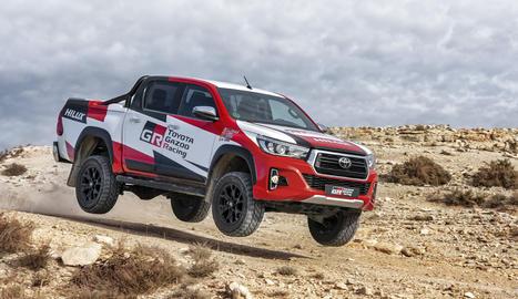 Toyota Gazoo Racing, com a aglutinador de totes les activitats de competició de Toyota, té entre els seus grans objectius aconseguir traslladar tot l'après en el món de les curses al carrer.