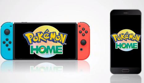 Nou servei al núvol per guardar els teus Pokémons