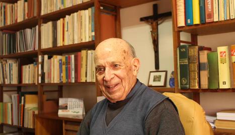 El pare Joan Ribalta.