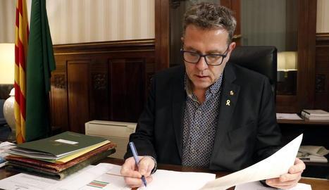 Els pressupostos de la Diputació de Lleida pugen fins als 133 milions d'euros