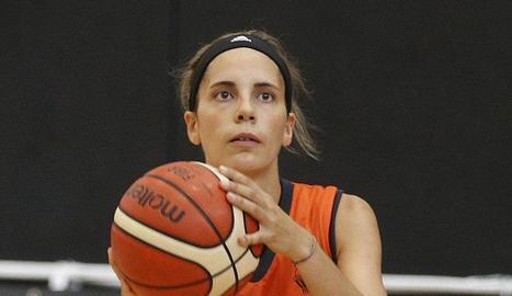 Marina Lizarazu, el nou reforç del Cadí la Seu.