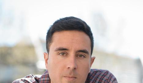 """Ivan Caelles: """"A l'Aula de Teatre de Lleida hi ha molt talent però no se li acaba de donar valor"""""""