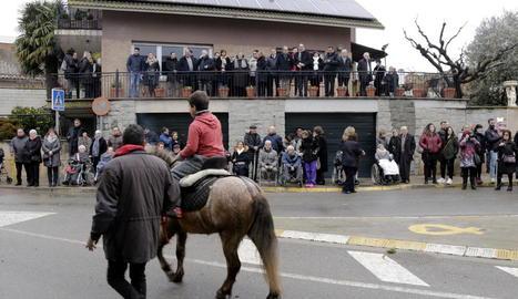 Torra anuncia el desplegament del projecte 'País Viu' a les Garrigues
