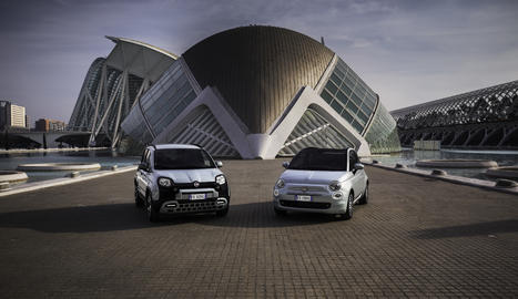 A més, per primera vegada a la història dels dos Fiat es presentaran amb una sola sèrie especial.