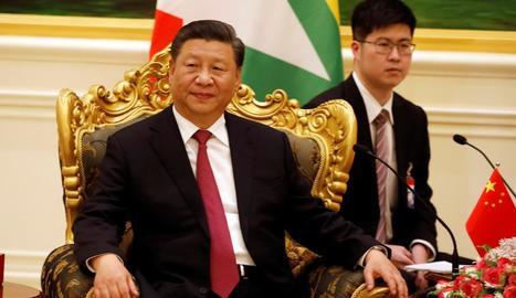 El president xinès, Xi Jinping, en una imatge d'arxiu.