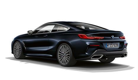 EL BMW Serie 8 ha aconseguit el guardó de Cotxe de l'Any a Internet 2019, seguit del Porsche Taycan i el Mazda 3, segons GEOM Index.