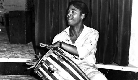 Guillem d'Efak va ser un artista mallorquí d'origen guineà.