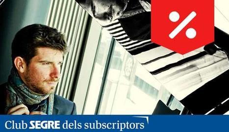 El pianista i compositor Marco Mezquida, d'origen balear, és un dels músics més valorats i sol·licitats del panorama jazzístic actual.