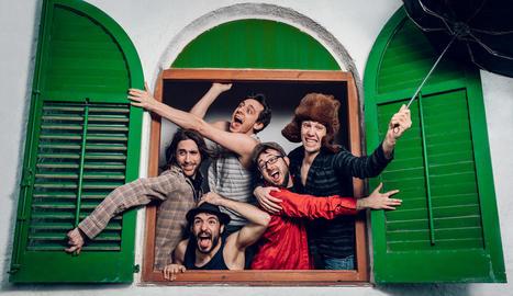 La banda va publicar l'any passat l'últim disc, 'Dueños de nada'.