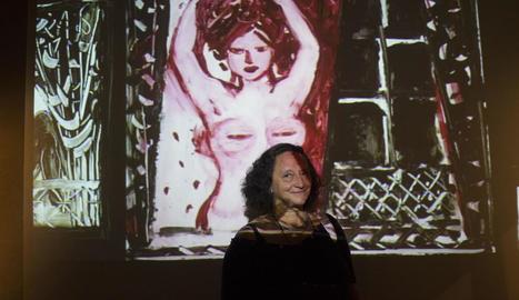 Animac premia una artista francesa de l'animació
