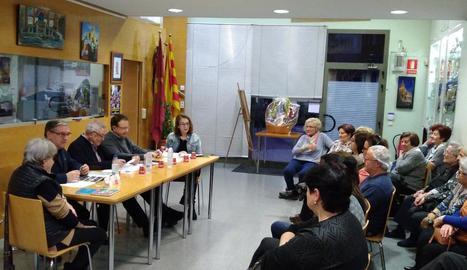 L'assemblea es va celebrar al local social de l'entitat.
