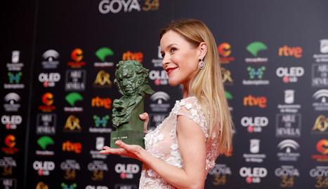 Pedro Almodóvar es va convertir en el gran protagonista de la vetllada amb la seua pel·lícula autobiogràfica 'Dolor y gloria', que va aconseguir set dels principals premis Goya.