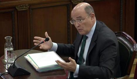 El judici a Trapero afronta a partir de demà les testificals contradictòries de De los Cobos i Ferran López