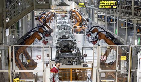 La Línia 2 estrenarà aquest any la producció de tres models: la quarta generació del León, en la versió Seat i Cupra, i el Cupra Formentor.