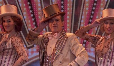 Antonio Banderas a 'A Chorus Line'.