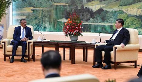 L'OMS enviarà experts a la Xina per combatre el brot - El Govern xinès va acceptar ahir que l'Organització Mundial de la Salut (OMS) enviï experts internacionals al més aviat possible perquè col·laborin en la lluita contra el coronavirus ...