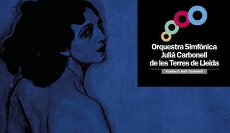 L'Orquestra Simfònica Julià Carbonell de les Terres de Lleida ens oferirà un concert basat en obres de Ravel i Verdi entre altres.