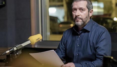 Carles Porta és periodista i autor de 'Tor, tretze cases i tres morts' i 'Li deien pare', entre d'altres.