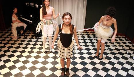 Teatre feminista a Tàrrega