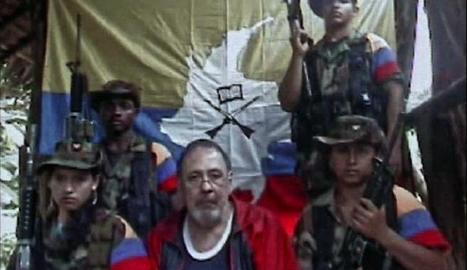 Oscar Tulio, segrestat per les FARC, paramilitars colombians.