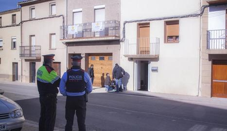 La investigació es va iniciar per un tiroteig contra un jove en un pis de Tornabous el febrer del 2017.