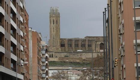 """... e en la terra ferma Lleida"""