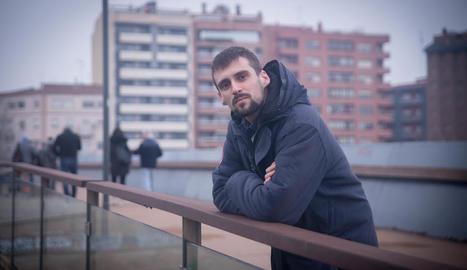 """Arnau Barios: """"He trigat deu anys a traduir els més de cinc mil versos de la novel·la de Puixkin"""""""