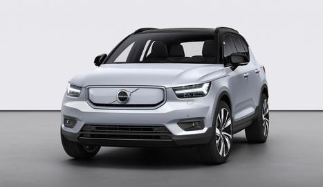 És el seu primer vehicle totalment elèctric basat en el SUV més venut de la marca.