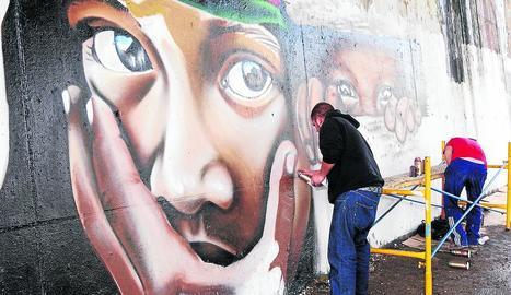 'Street Art', esport i comunitat
