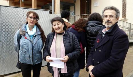 Afectats pel VIH a Lleida denuncien mala atenció i falta de privacitat a les consultes de l'Hospital Santa Maria