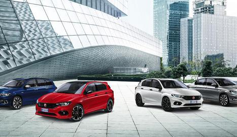 Fiat renova el Tipo amb la gamma More, per tal de satisfer un públic divers en termes d'edat, gustos estètics i necessitats de mobilitat.