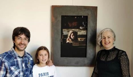 L'exposició 'La muda' d'Ester Gasol, a la festa major del Palau