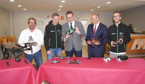 Fira de Mollerussa va presentar ahir el calendari firal del 2020, que començarà amb la Dron Party.
