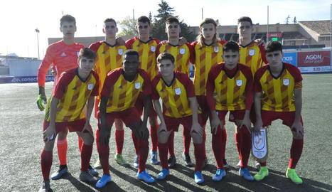 Doumbia, convocat per la selecció sub-14