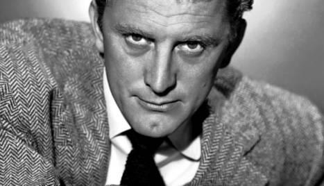 Kirk Douglas, en una imatge promocional dels anys cinquanta.